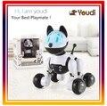 Dwi Dowellin Inteligente Pet Eletrônico Brinquedo do Cão Robô Elétrico Cães Animais de Estimação Crianças Andando Filhote de Brinquedos de Ação com Gesto Sensing