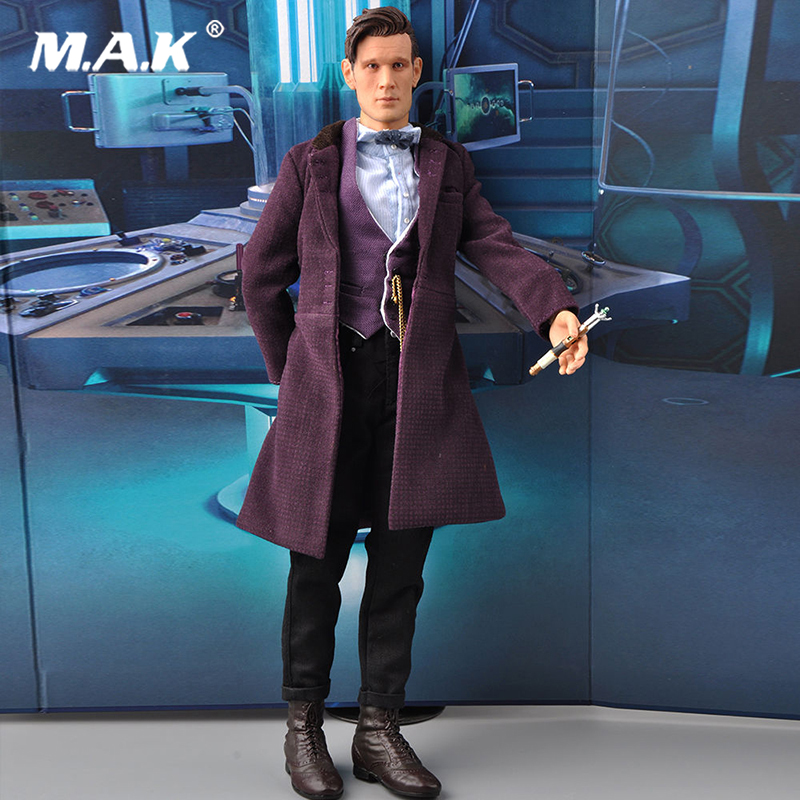 1/6 Scale BBC Doctor Who 11th Matt Smith Collector Action Figure 50th Anniversary Version doctor who dark horizons 11th doctorl