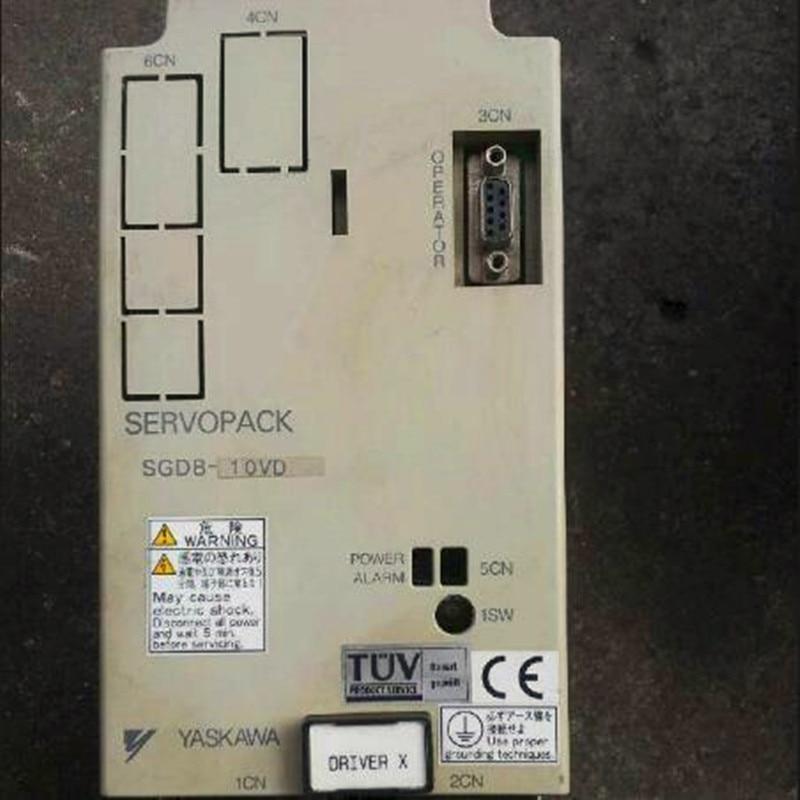 SERVOPACK SGDB-10VD servomoteur utilisé testé travail