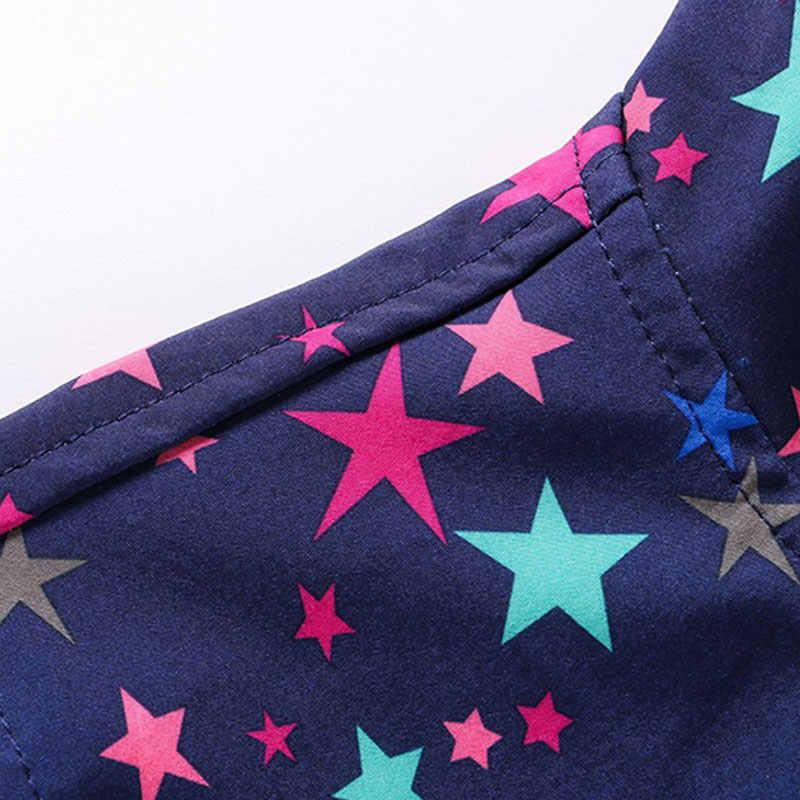 ソフトシェル春コート用キッズ3-15years 3dプリントファッションスクールジャケット通気性秋屋外服男の子女の子ジャケット