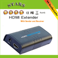 LKV373 Wireless hdmi Ethernet Network Networking only transmitter Extender 100M over Cat5e/CAT6 cable,Free Shipping DropShipping