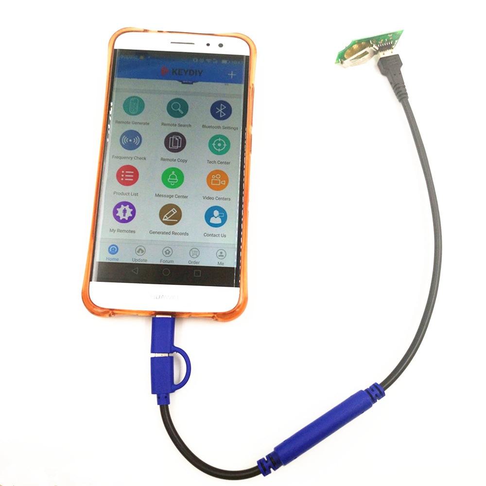 Prix pour Mini KD À Distance Key Maker/Générateur Entrepôt dans Votre Téléphone Soutien Android Dispositif Faire Plus Que 1000 Auto Télécommandes