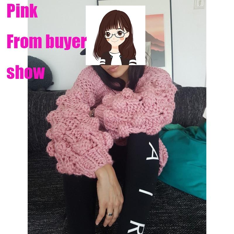 women knitted