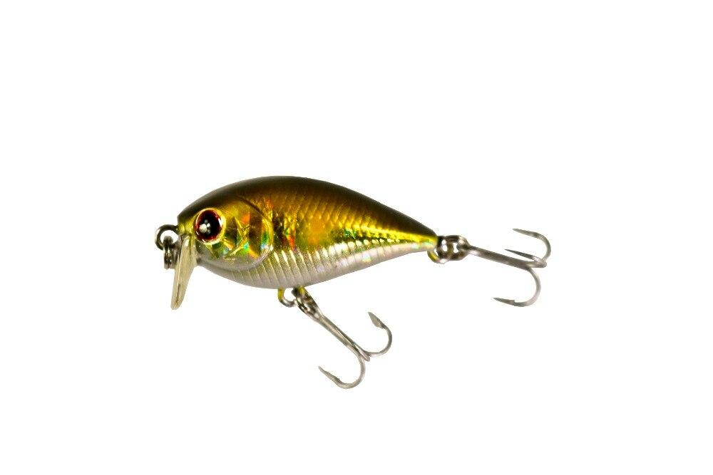 BassLegend- Fishing Floating Crankbait Baby Chub Bass Pike Lure 35mm/3.5g
