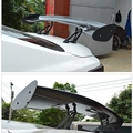 Universal Auto Styling Carbon Fiber Hinten Heckspoiler GT Flügel für Jaguar XE XF universal Limousine Spoiler-in Spoiler & Flügel aus Kraftfahrzeuge und Motorräder bei