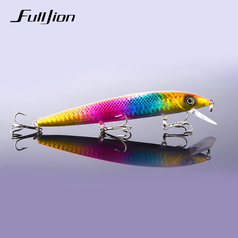 Fishing Lures Wobbler Crankbait Minnow Fishhooks Hard Bait Tight Wobble Slow Sinking Jerk Bait Pesca Isca Artificia 12cm 13.8g sealurer fishing lure minnow hard bait pesca floating wobbler 8cm 7 5g isca carp crankbait jerkbait 5colors 1pcs lot