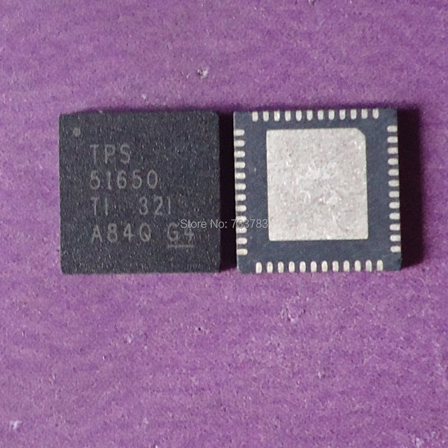 TPS51650-51650-Dual-Channel-3-Phase-CPU-
