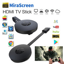 Miracast Android TV Stick MiraScreen WiFi TV Dongle Receiver 1080P Disp