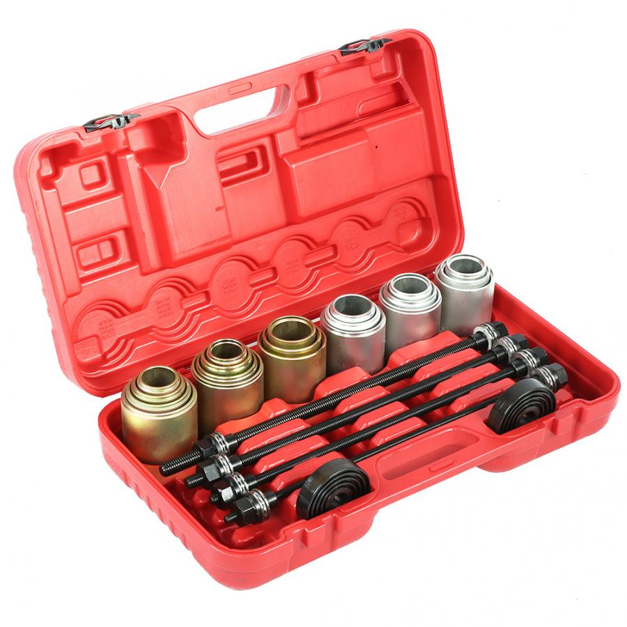 Universal Bush Bearing Removal Insertion Tools Set