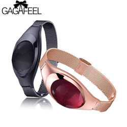 GAGAFEEL Waterproof Smartwrist for Woman Men Blood Pressure & Heart Rate Monitor Smart Watches for Android IOS Smart Bracelet