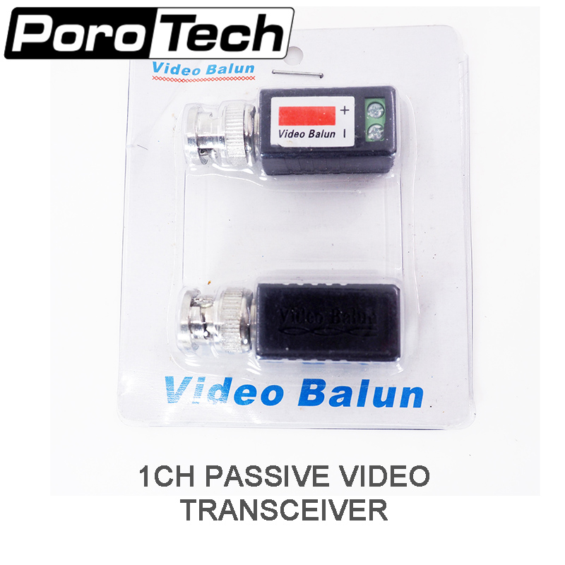 202N 40pcs/20pairs CCTV Video Balun Passive Transceivers 2000ft Distance UTP Balun BNC Cable Cat5 CCTV UTP Video Balun