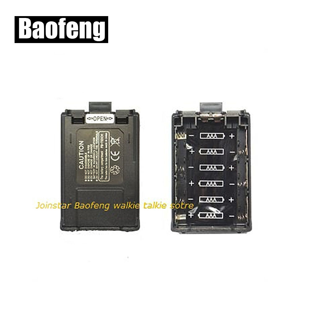 Deux Voies Batterie de La Radio Pour BAOFENG UV-5R/5RE PLUS/5RA/5RB/5RC/5IÈME/5RE/TYT F8/Jambon Radio