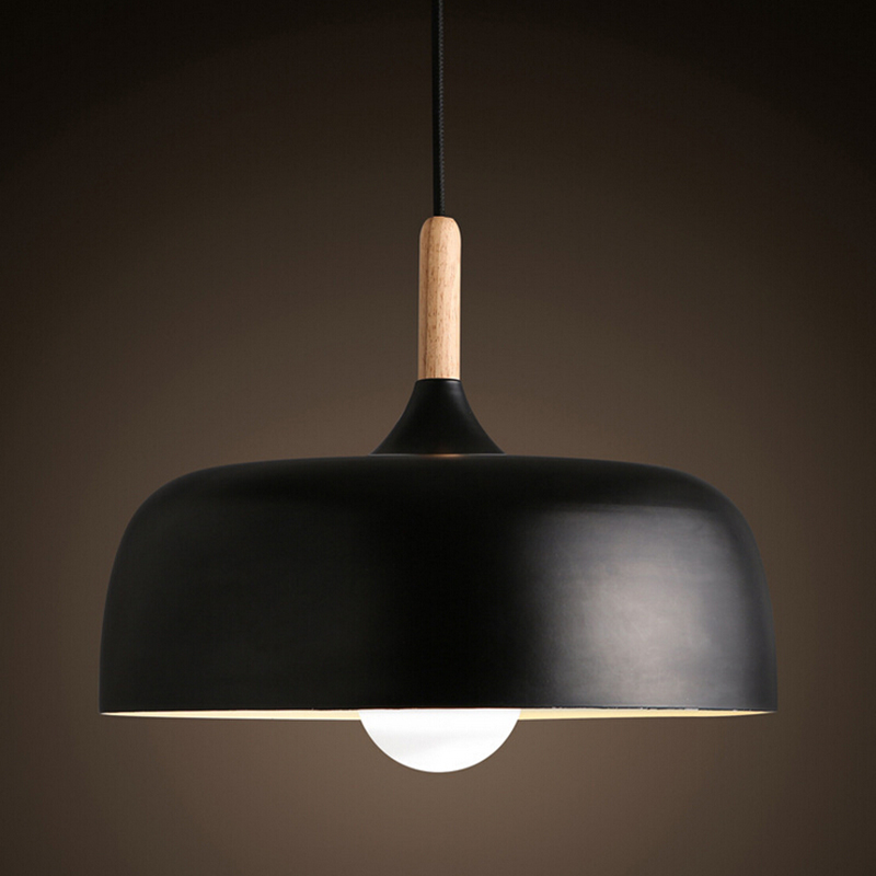 Buy Modern Indoor Lighting Pendant Lights Wood And Aluminum