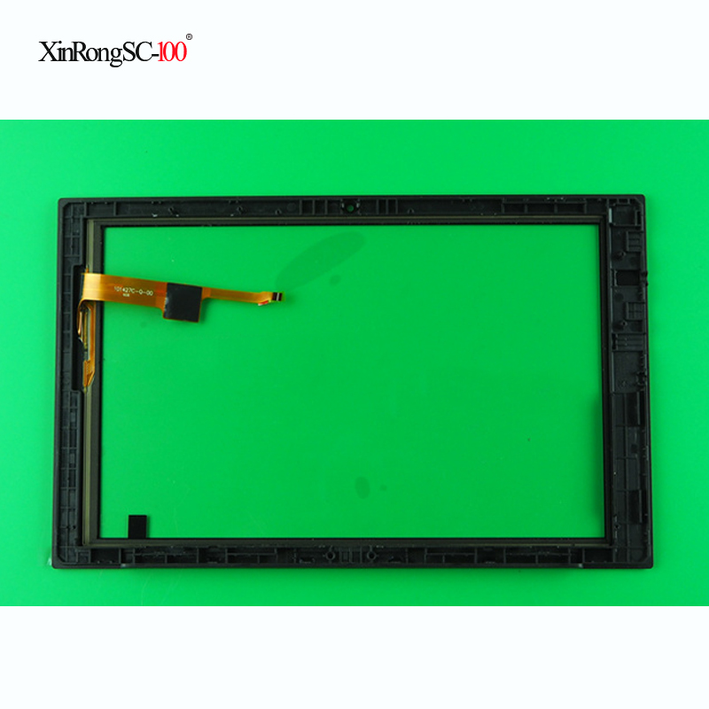 New 101427C-Q-00 touch for tablet Teclast X10 3G touch screen panle digitizer sensor replacement Free Shipping touch screen replacement module for nds lite