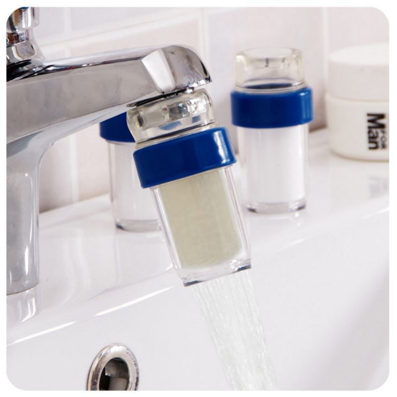Kitchen Mini Faucet Tap Filter Medical Stone Water Clean Purifier Filtration Cartridge Tap Bathroom Kitchen Accessories
