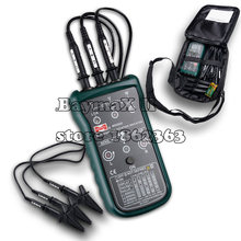 Mastech MS5900 120V-400V, VC850 200V-480V, VC850A 200V-600V AC Three Phase Rotation Indicator Meter