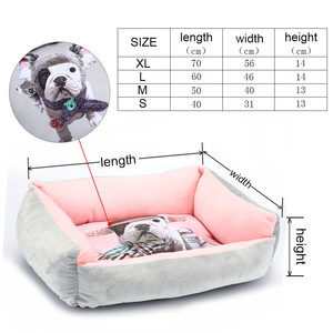 Image 5 - Bed For Dogs Bench For Puppy Mats Sofa Loungers Dog Bed for Small Dogs Pet Bed for Large Dogs Sofa Winter Pet Products XR0001