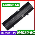 4400 mah batería para dell inspiron 14 v n4020 n4030 n4020d n4030d 0 kcfpm kg9ky tkv2v w4fyy x3x3x 0m4rnn fmhc10 de 312-1231