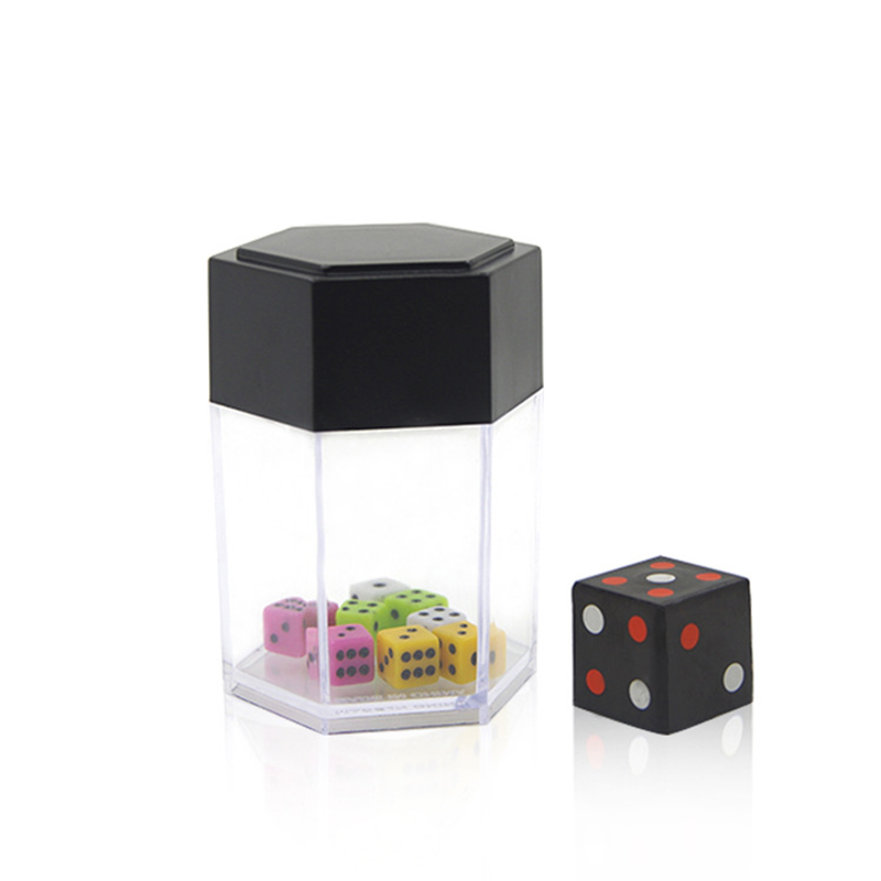 Big Explode Explosion Dice  Magic Tricks Street  Close Up Magia Dice Bomb Magie Mentalism Illusion Gimmick Props Toys For Kids