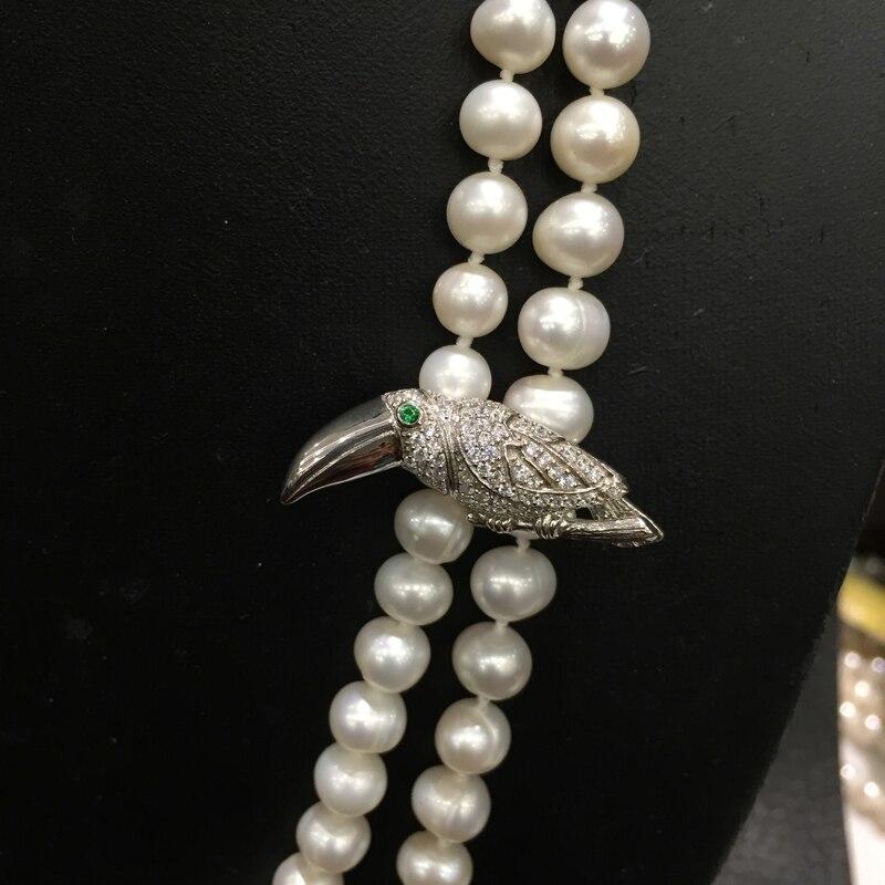 Pic à pince en argent sterling 925 utilisé pour la fixation de sautoir et de décoration pour femmes