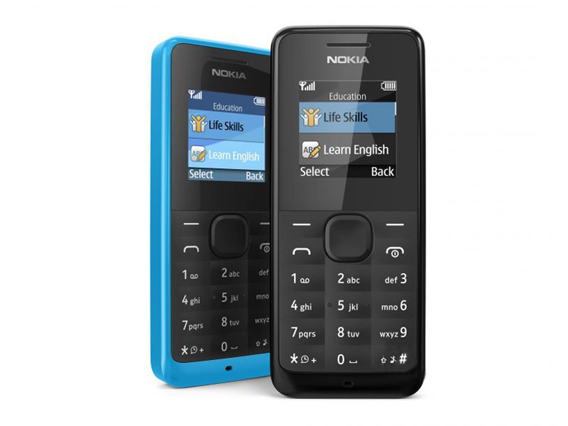 Image 2 - Original Refurbished NOKIA 105 Dual Sim Good Quality Unlocked 2G GSM Mobile Phone-in Cellphones from Cellphones & Telecommunications