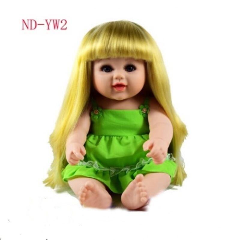 48 cm de silicona renacer BABY muñecas Rapunzel bebé boneca lol - Muñecas y peluches - foto 1