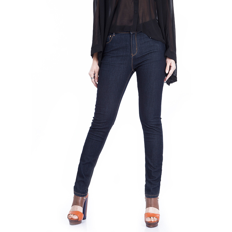 Black skinny jeans 40 waist