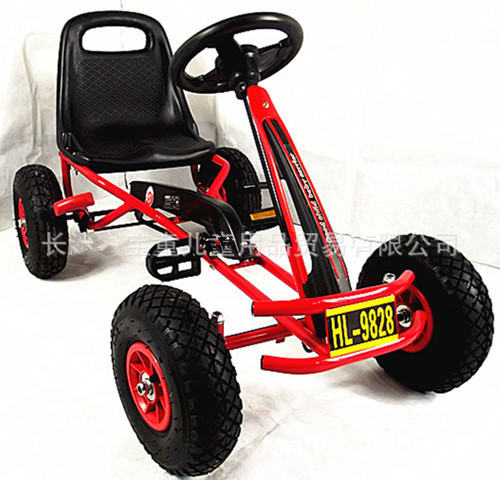 Super Cool Strengthened Chinldren 4 Wheel Atv Bicycle With Bearings