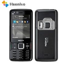 N82 Unlocked 100% Original Nokia N82 GSM 3G network WIFI 5MP camera FM 2.4 inch