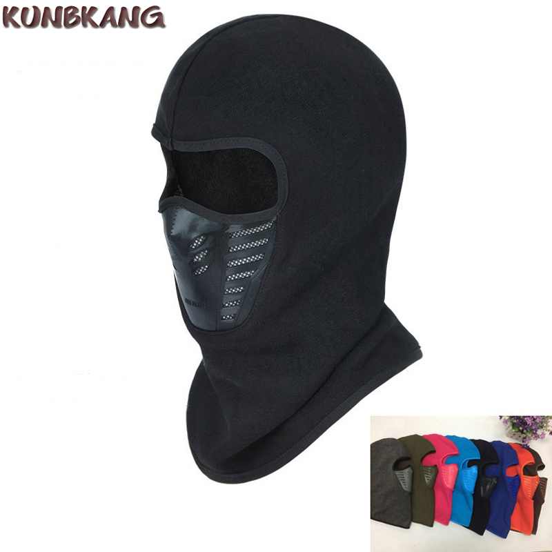 Fitness & Body Building Reliable 2018 Windproof Fleece Ski Snowboard Balaclava Winter Sport Bicycle Cycling Face Mask