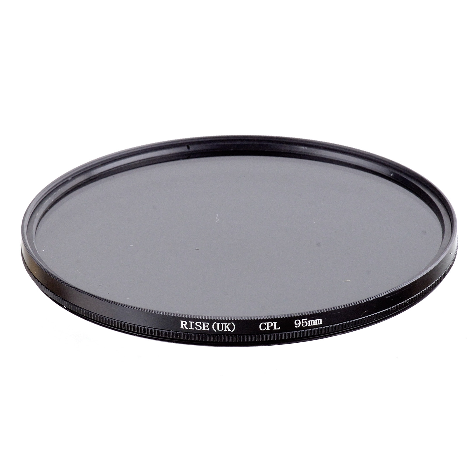 RISE (UK) 95mm CPL CIR-PL C-PL Circolare Polarizzatore Circolare Polarizzatore Filtro per Nikon Canon Pentax Sigma camera