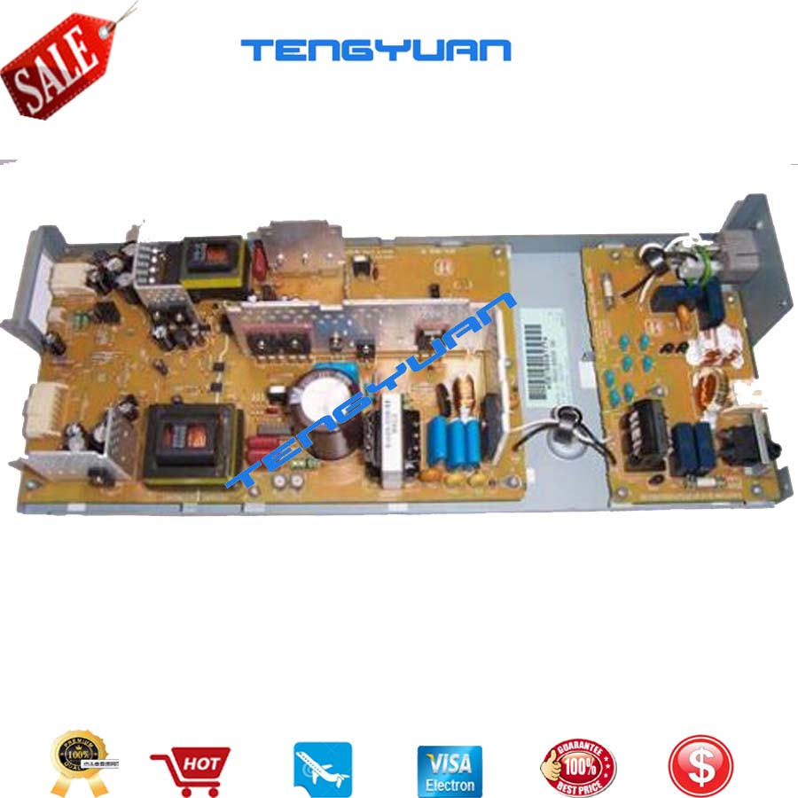 Free shipping 100% test original for laserjet HP5500/5550 Power Supply Board RG5-6809 RG5-6808 on sale free shipping original 2p p1 11123f tamura power supply board wrap board s39235k original 100