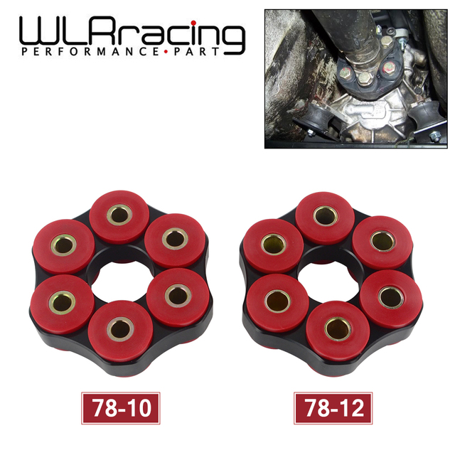 WLR Stick Welle Flex Disc LK = 78mm/12mm oder LK = 78mm/10mm Für BMW E30 E36 E39 E46 WLR FDP01/02