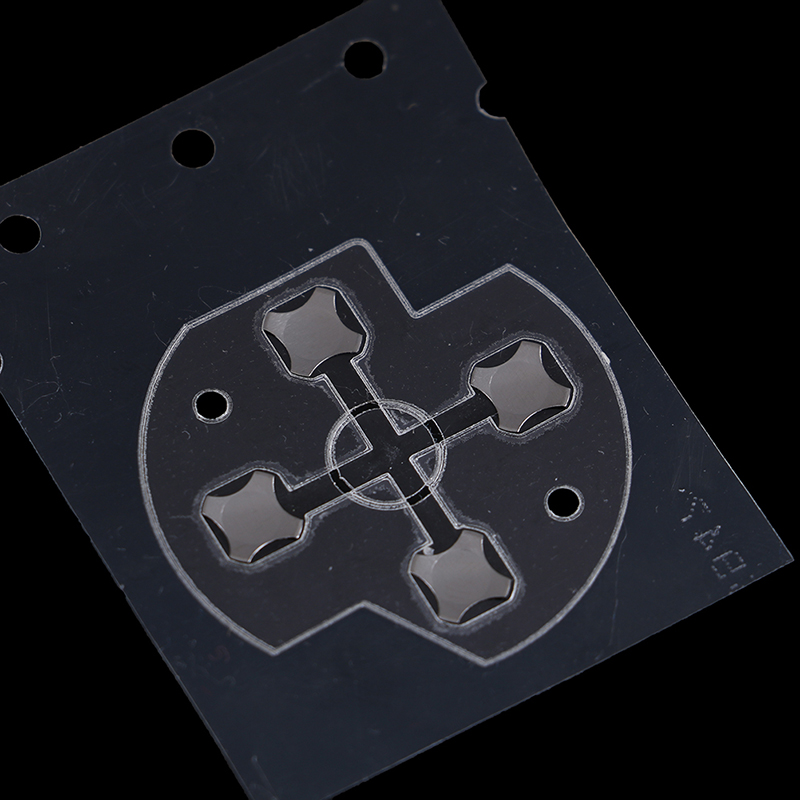 For XBOX ONE Xboxone Controller D Pads D-Pad Metal Dome Snap PCB Board Buttons Conductive Film