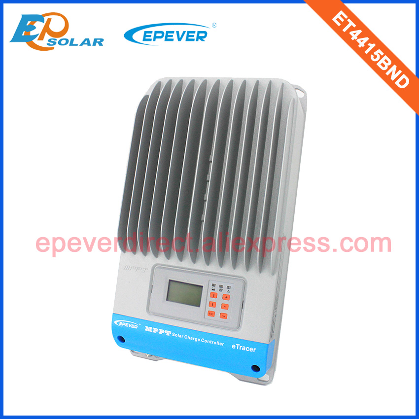 45A MPPT Solar Charge Controller EP eTracer ET4415BND 12V 24 V 36V 48V auto work45A MPPT Solar Charge Controller EP eTracer ET4415BND 12V 24 V 36V 48V auto work