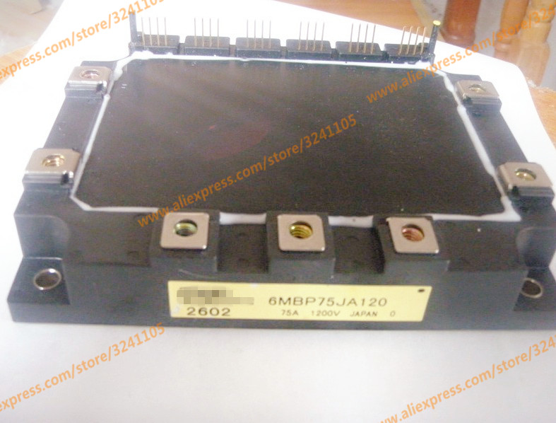Free shipping NEW 6MBP75JA120 MODULE free shipping new luh50g1202 module
