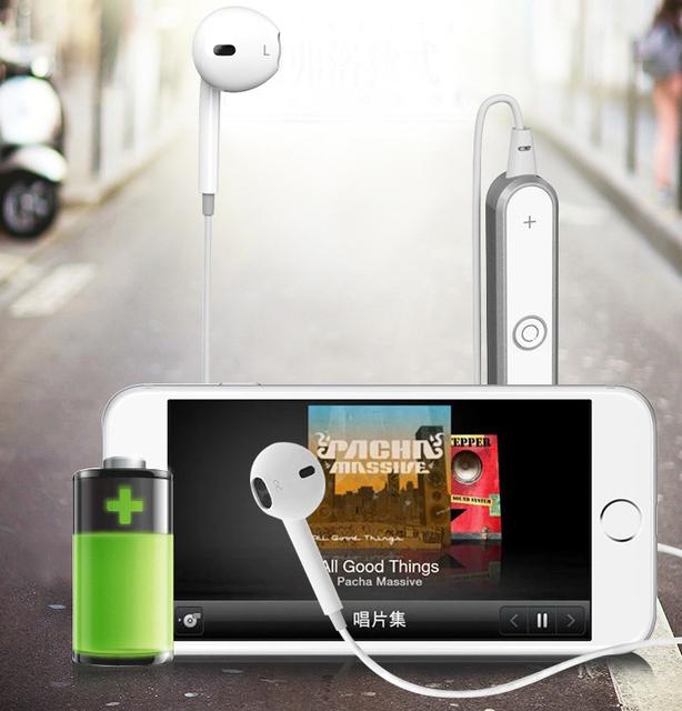 2019 Brand New Bluetooth Earphone Ear Hook Sport Wireless Earpiece Stereo Earbuds Bluetooth 4.1 W/ Mic Black White High Quality
