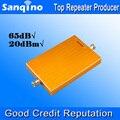 Sanqino Nueva Llegada 3G GSM Repetidor Amplificador de Señal de Teléfono Celular GSM 900 2100 W-CDMA de Refuerzo de Doble Banda Amplificador de Señal para casa
