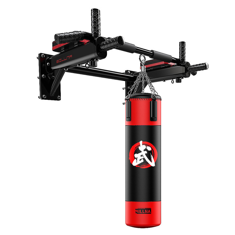 Home GYM Wand Montiert Pull Up Chin Up Bar Innen Horizontale Bar Power Training Muskelkraft Training Fitness Ausrüstung - 4