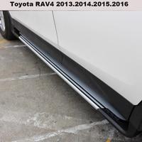 For Toyota RAV4 2013.2014.2015 Car Running Boards Auto Side Step Bar Pedals Brand New Original Design Nerf Bars