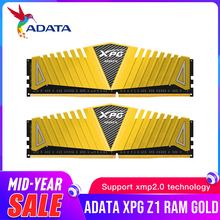 ADATA XPG Z1 PC4 8GB 16GB DDR4 3000 3200 2666 MHz PC ذاكرة عشوائية DIMM 288 دبوس ذاكرة وصول عشوائي مكتبية الداخلية ذاكرة عشوائية Ram 3000MHZ 3200MHZ