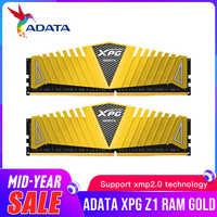 ADATA XPG Z1 PC4 8GB 16GB DDR4 3000, 3200, 2666 MHz, memoria Ram de PC DIMM 288 pin-escritorio RAM de memoria interna. Memoria Ram 3000MHZ 3200MHZ