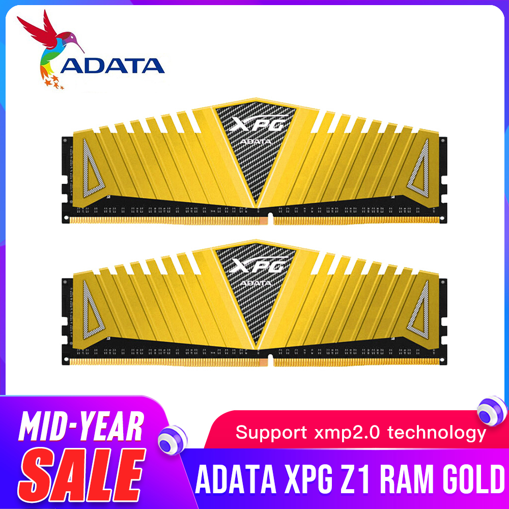 Mémoire RAM interne DIMM 3000-pin RAM de bureau 3200 MHz 2666 MHZ 288 MHZ XPG Z1 PC4 8 GB 16 GB DDR4 3000 3200 MHz