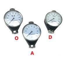 0-100 HA 0-100HO 0-100HD шорный дюрометр, дюрометр для резиновых шин A/O/D, измеритель твердости, измеритель твердости