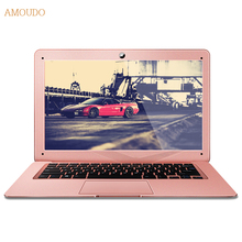 Amoudo Intel Core i5 Процессор 8 ГБ RAM + 64 ГБ SSD + 1 ТБ HDD 14 дюйма Windows 7/10 система Ультратонкий Ноутбук Ноутбук на Продажу