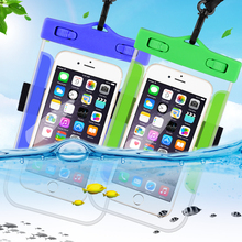 Waterproof Mobile Phone Cases – FREE Shipping