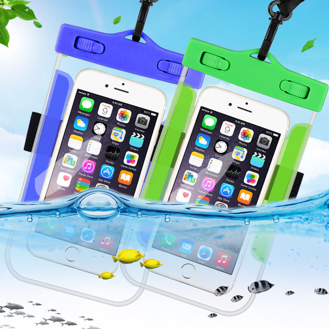 Waterproof Phone Case for iPhone Models