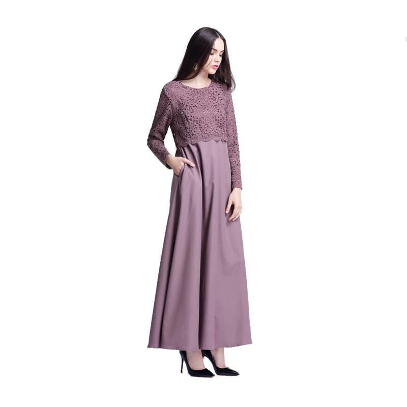 Модное платье абайя шифоновое мусульманское женская мусульманская