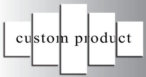 Modulaire Custom Made Muur Foto 'S Voor Woonkamer Kader 5 stuks Aangepaste Canvas Schilderij HD Prints Poster Home Decor-in Schilderij & Schoonschrift van Huis & Tuin op  Groep 1