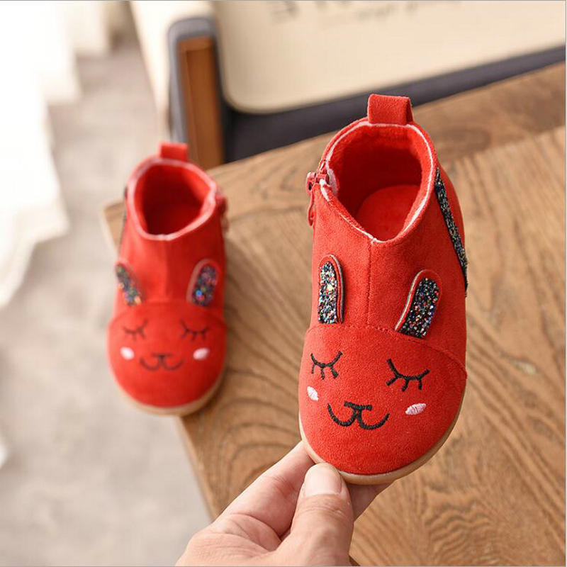 Cute Cartoon Childrens Boots Winter Soft Sneakers Autumn Toddler Ankle Boots Kids Warm Snow Shoes For Boys Girl Shoes BabysCute Cartoon Childrens Boots Winter Soft Sneakers Autumn Toddler Ankle Boots Kids Warm Snow Shoes For Boys Girl Shoes Babys